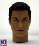 Goahead 1/6 Action Figure Head Sculpt-Michael Keaton Batman