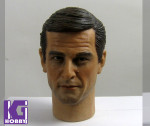 1/6 Action Figure HeadPlay Head Sculpt - Roger Moore as James Bond