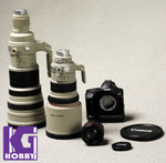 1/6 scale DSLR Camera + 3 Lens Set