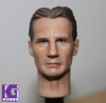 1/6 Action Figure HeadPlay Head Sculpt - Liam Neeson