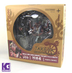 Revoltech Takeya Buddhist Statue Series No.003 Ashura figure