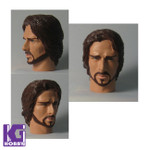 Custom Made 1/6 figure Head Sculpt-Tom Cruise  from Last Samurai