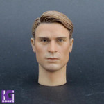 1/6 Custom CIAN Action Figure Head Sculpt-Chris Evans Captain America Avengers