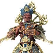 Revoltech Takeya Buddhist Statue Series No.004 ZOCHOUTEN