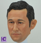 1/6 Action Figure Head Sculpt -Custom Joseph Gordon Levitt Robin