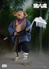 BBK: 1/6 The Journey To The West - ZHU BA JIE PIGSY Action Figure/西遊記-豬八戒