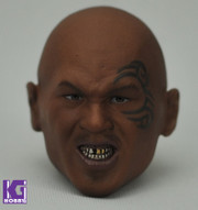 Goahead 1/6 Mike Tyson Action Figure Head Sculpt