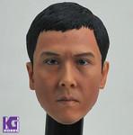 Custom 1/6 Figure Head Sculpt-Donnie Yen Ip Man
