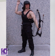 ZYTOYS 1/6 figure Acessories Rambo Outfit Set