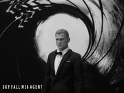 Brother Production Custom 1/6 Sky Fall James Bond 007 action figure-Daniel Craig