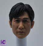 Goahead 1/6 Tony Leung Chiu-Wai Action Figure Head Sculpt