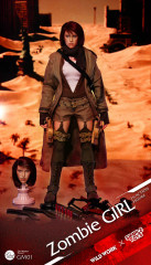 Simplz Toys X Wildwork - Zombie Girl, Alice from Resident Evil action figure