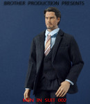 "Brother Production 1/6 Scale Dark Blue Suit Set - 'Men in Suit"" Part 2"