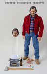 Brother Production 1/6 Figure Redrum, Custom jack nicholson shining