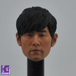 1/6 Jay Chou  Action Figure Head Sculpt