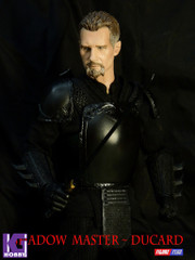 "Figure Club The League of Shadow Ninja Shadow Master Liam Neeson ""Ducard"" 1/6 figure"