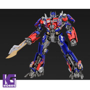 TRANSFORMERS MOVIE 3 Dark of The Moon OPTIMUS PRIME DUAL MODEL KIT DMK 01