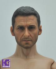 SIMPLZ TOYS 1/6 Figure Head Sculpt-M03 HUGH JACKMAN