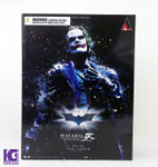 Square Enix Batman THE DARK KNIGHT TRILOG   Play Arts Kai: Joker Action figure