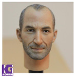 1/6 Headplay figure Head Sculpt-Steve Jobs