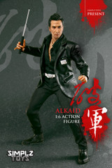 "SIMPLZ TOYS ""ALKAID"" 1/6 action figure- Donnie Yen from Sha Po Lang Kill Zone"