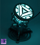 Custom 1:1 IRON MAN TONY STARK ARC REACTOR PROP REPLICA