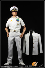 POPTOYS 1/6 The U.S. Navy Top Gun Uniform Costume Suit