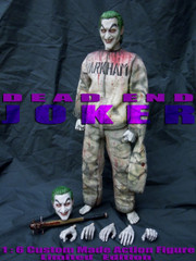 Custom 1/6 scale Joker action figure Dead End