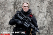 Art Figure-AF 012 Soldiers Of Fortune 2 1/6 action figure-Gunner Jensen Expendables