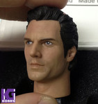 1/6 Action Figure HeadPlay Head Sculpt-Henry Cavill Superman of Steel