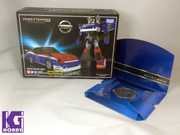 Takara Tomy Transformers Masterpiece MP-19-Smokescreen Nissan Fairlady Z+Limited Coin