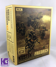 Wave MA.K 1/20 Scale KUSTER & FRIEDRICH SPECIAL BOX MK-044