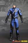 SUPER DUCK 1/6 Stark Racing Suit  NO:C006