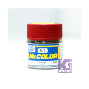 Mr Hobby Color  Paint C81