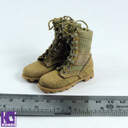 1/6 scale Leather Military Boot -Dessert