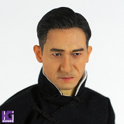 1/6 Custom Head Sculpt-Tony Leung Chiu-Wai from The Grandmaster
