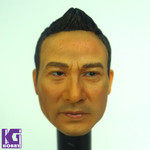 1/6 Custom action figure Head Sculpt-Simon Yam from PTU Tactical Unit