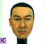 1/6 Custom action figure Head Sculpt- Sean lau ching wan