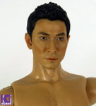 1/6 Custom action figure Head Sculpt-Andy Lau infernal affairs