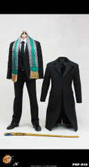 POPTOYS X13 1/6 Loki Windbreaker Suit of Style Series