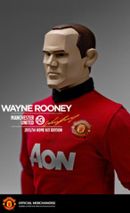 ZCWO Manchester United Art Edition 2013/14-Wayne Rooney 1/6 scale action figure