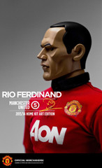 ZCWO Manchester United Art Edition 2013/14-Rio Ferdinand 1/6 scale action figure