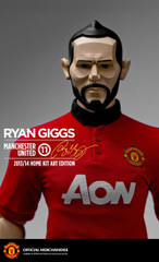 ZCWO Manchester United Art Edition 2013/14-Ryan Giggs 1/6 scale action figure