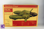 Hasegawa 1/20 Ma.k SF3D Pkf.85 Falke Antigravity Armored Raider model kit