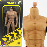 Worldbox 1/6 Muscular Nude action figure Body VT-002