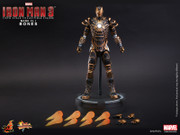 Hot Toys – MMS251 – Iron Man 3: 1/6th scale Bones (Mark XLI) Collectible Figure