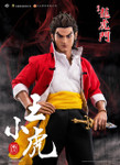 Dragon Tiger Gate ,Tiger Wong 王小龍 1:6 Action Figure Anniversary Edition