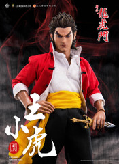 Dragon Tiger Gate ,Tiger Wong 王小虎 1:6 Action Figure Anniversary Edition