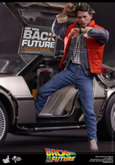 Hot Toys – MMS257 – Back to the Future: 1/6th scale Marty McFly Collectible Figure