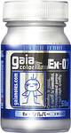 GAIA Model Color Paint 50ml Ex-07 EX Silver